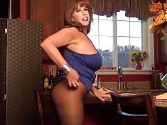 Samantha Legs Is Your Hostess