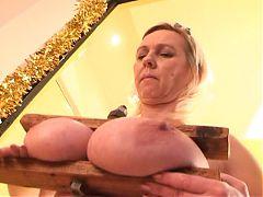 My Fave Big Tit Mature Blonde 7