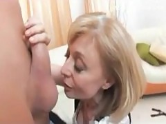 Milf French Maid Nina Hartley Fucked Hard