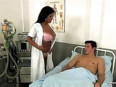 Jasmine Black Plays Naughty Doctor