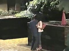 City Park At Midnight Voyeur Sex