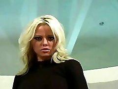 Lindsay Marie Pantyhose Tease 2