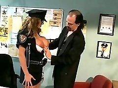 Helpful Police Woman