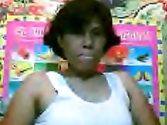 Nice Mature Filipino 45 On Cam Showing All