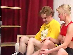 Russian Mature And 2 Boys Fuul Service Hard Fisting