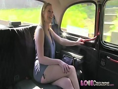 Love Creampie Mature British Slut In Stockings Gets Banged In Back Of Taxi