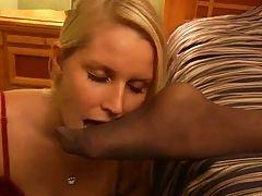 Pantyhose Lesbian Sniff 4