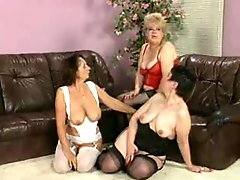 German Mature Orgy Pt 2