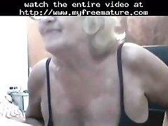 Grandma In Front Of Cam Mature Mature Porn Granny Old C