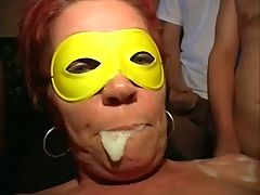 German Swinger Cum Party