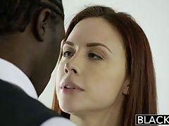 Blacked Friends Jade Nile And Chanel Preston Enjoy Bbc Toget