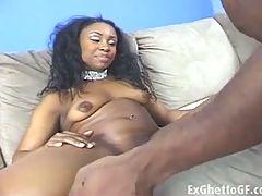 Black Whore Loves To Deepthroat
