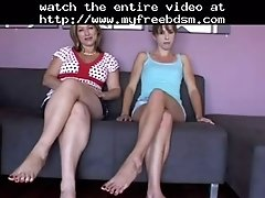 Princess Di & Amy Masturbation Instructions With