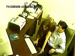 Caught On Camera Office Relationship