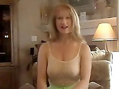 Dirty MILF In Pantyhose Joi