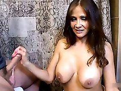 Step Mom Caught In Toilet 2
