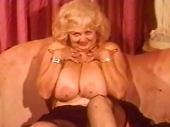 Vintage Fat Blonde Big Tittied Milf Jennie Lee