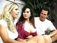 Classic Milfs Threesome