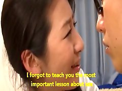 Mother Not Her Son Anatomy Class With Subtitles Part 4