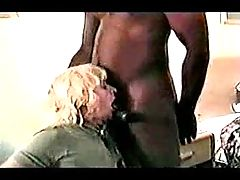 Mature White Wife Gets Big Black Cock For Anniversary Gift While Hubby Tapes! Watch Read Comment!