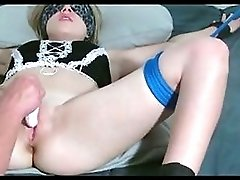 Young Girl Bound And Fucked