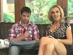 Hot Cougar Nicole Moore Banging