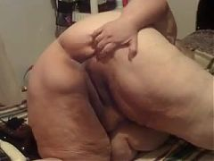 Old Horny Slut