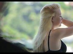 Beautiful Blonde Samantha Rose Gets Fucked