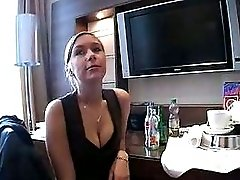 German Amateur Teen Maid Fucked In Hotel Room