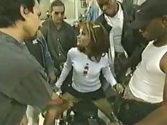 Erika Bella And Jennifer Red In The Gangbang Girl 20