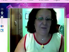 Brazilian Mature On Webcam