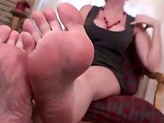 Milf Feet And Joi