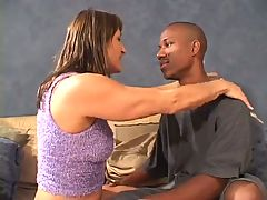 Jillian Gets Her Pussy Pounded By A Black Cock