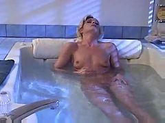 Body Takes A Bath Face Takes Cum Bath