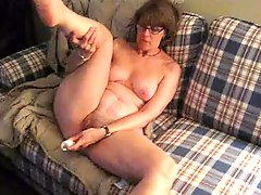 Mrs Commish And Big Vibrator