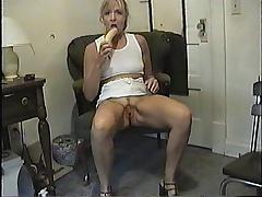 Colleen Fucks Banana