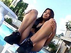 Hot Teen Latina Maid