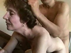 Mature Woman Gets Fucked!