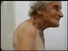 Very Old Granny Still Loves To Be Fucked