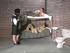 Josephine James Busty Milf Prison Guard