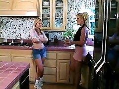 Lesbian Stepmother Strap Teen