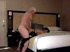 Grandad Fucks A Hooker