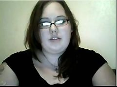 Horny And Young Bbw Toying On Webcam No Sound