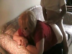 Granny Loves Cream And Pies In Her Ass Too