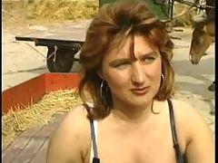 Naughty Hotties Net Housewife On Farm