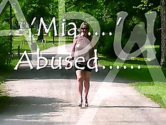 Tribute To Out Door Flashing And Transparent MILF