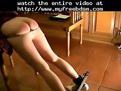 Caned Japanese Babe BDSM Bondage Slave Femdom Dominati
