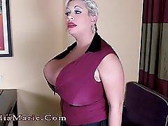 Huge Tit Claudia Marie Destroys Kayla Kleevage