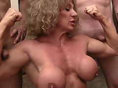 Muscle Bitch Queen 1 Of 4