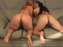 Lovely Lola's Lesbian Orgy Wf